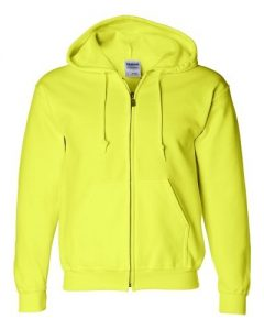 12600 Gildan Ultra Blend Full-Zip Hooded Sweatshirt