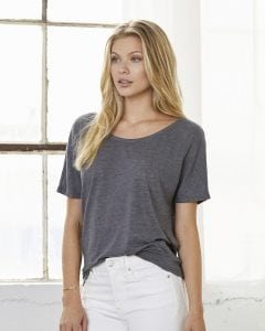 Women's Flowy Short Sleeve Tee