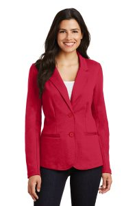 Women's Knit Blazer