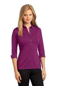 Women's OGIO henley polo
