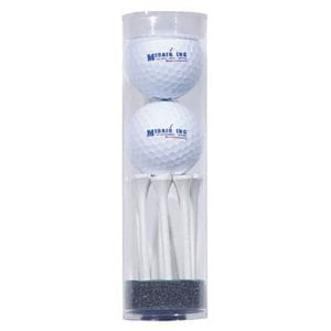 golf ball tee pack